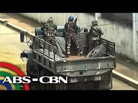 TV Patrol: Air strikes sa Marawi, pinakawalan laban sa Maute