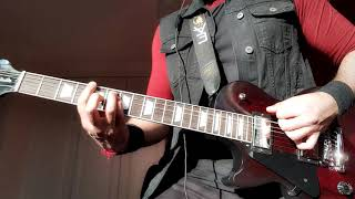 Chords For All My Friends Are Nobodies Zebrahead Cover