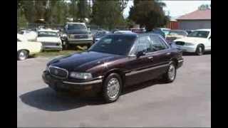 97 Buick Lesabre Park Avenue 3800 3.8 30 MPG