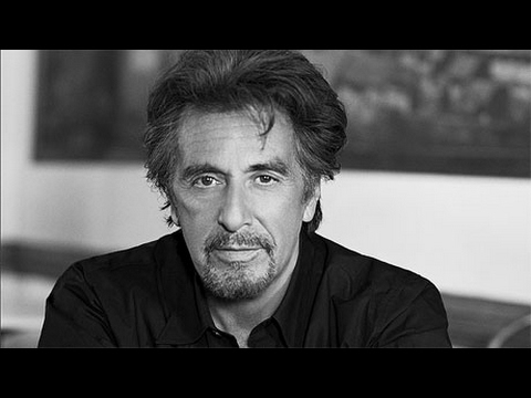 Al Pacino's Charismatic on Interview 1993
