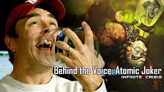Behind the Voice: Nolan North as Atomic Joker