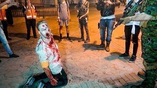 MATAMOS UN ZOMBIE | Apocalipsis Zombie