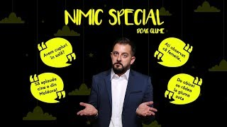 """""""Nimic Special, doar glume"""" I Gabriel Gherghe I Show integral Stand Up Comedy"""