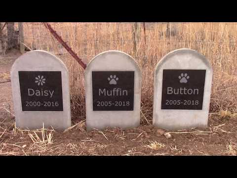 How to Make a Grave Marker