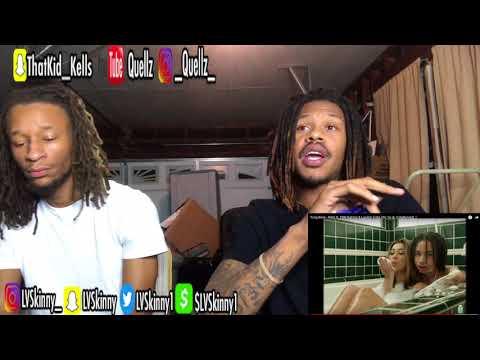 Yung Bans ft. YBN Nahmir & Landon Cube - Ridin  (Reaction Video)