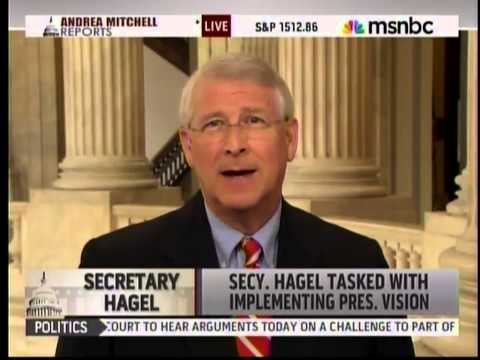 Wicker on MSNBC With Andrea Mitchell