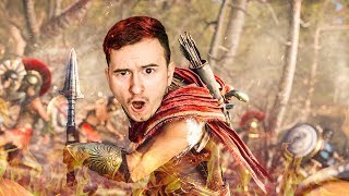 PIERWSI NAJEMNICY DO POKONANIA! | ASSASSIN'S CREED ODYSSEY #2