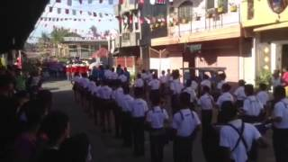 LLORENTE EASTERN SAMAR june 12-2014 parade amateur video