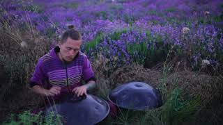 Meditation Music (ханг, hang drum, handpan, слушать музыку)