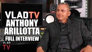 Genovese Mafia Hitman Anthony Arillotta Tells His Life Story (Full Interview)