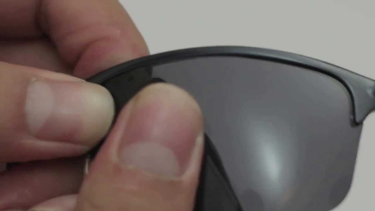 Oakley Half Wire 2.0 Sunglasses Lenses Replacement(Installation ...