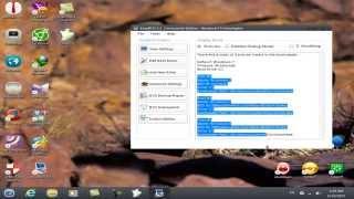 Hướng dẫn ghost song song 2 hệ điều hành windows 7 và windows 8/8.1