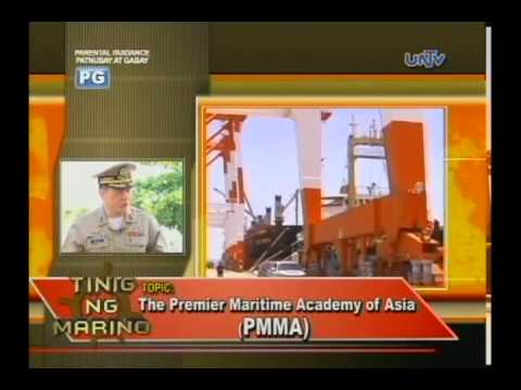 The Premier Maritime Academy of Asia - Part 2