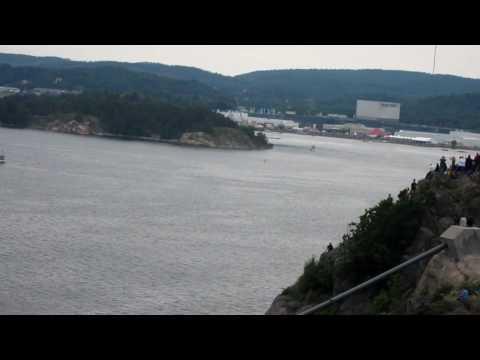 Swedish Grand Prix Offshore Uddevalla 100808.