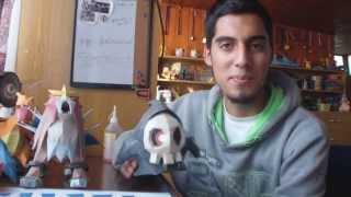Como hacer un Buen Papercraft (Pokemon) - Consejos y Tips para principiantes #1