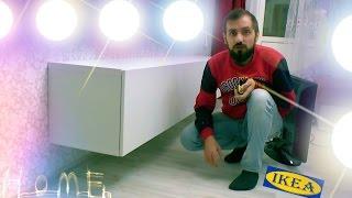 кОРОЧЕ ГОВОРЯ - ИKEA МЕБЕЛЬ ДЛЯ ТВ - МУЖ И ЖЕНА   ПОКУПКИ IKEA 2017