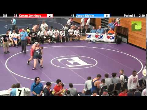 285 Conan Jennings vs. Jason Kidder