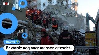 Doden in Turkije door zware aardbeving