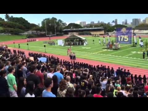 2015 Punahou School Opening Convocation