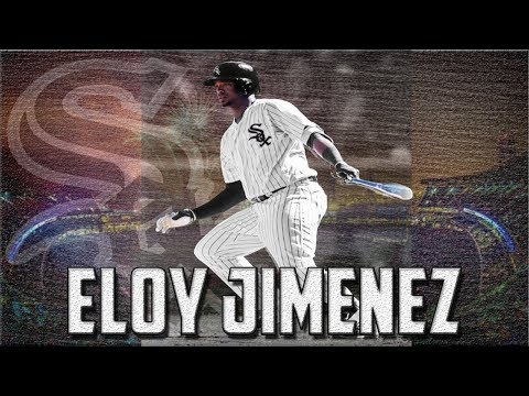Eloy Jimenez Highlights | Chicago White Sox OF Prospect