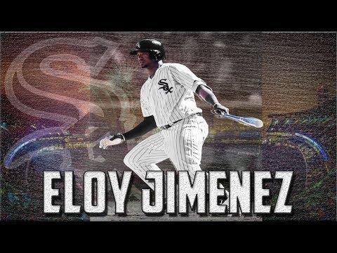 Eloy Jimenez Highlights | Chicago White Sox OF Prospect