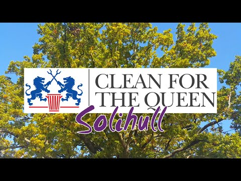 Clean for the Queen: Solihull