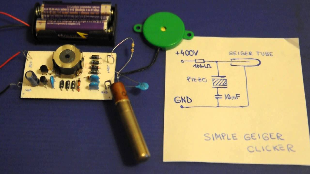 Diy Geiger Counter Schematic Home Design With Usb Interface Schematics 140718 Simple Circuit
