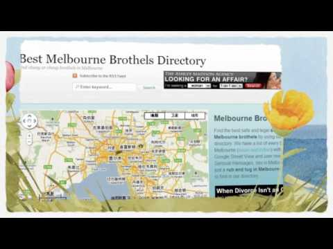 melbourne brothels youtube