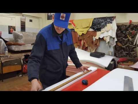 Cмотреть Изготовление спинки кровати своими руками