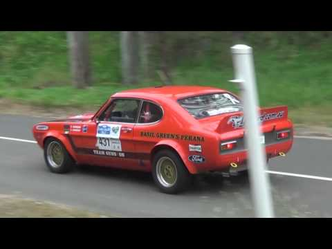 Classic Adelaide Rally 2016