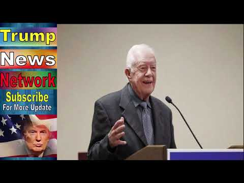Jimmy Carter's Advice for President Trump 'Keep the Peace, Tell the Truth'