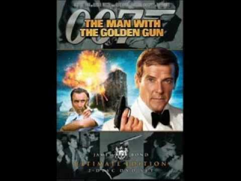 James Bond 007 - The Man with the Golden Gun Soundtrack