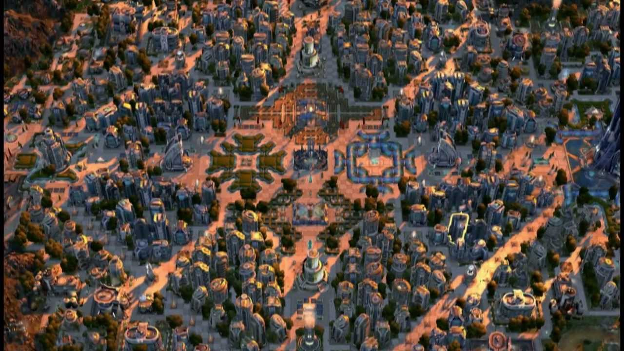 Anno 2070 stormlands youtube for Anno 2070 find architect