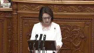 安倍内閣総理大臣問責決議案反対討論:三原じゅん子(令和元年6月24日)