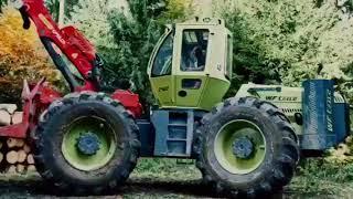 Werner Forst & Industrietechnik Trailer