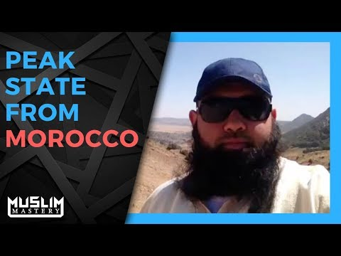 Peak State from Morocco