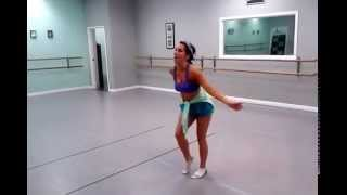 Jazz choreography to Let There Be Love