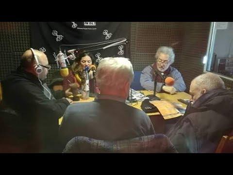 Entrevista Radial - Miguel Mirra En Radioteca.
