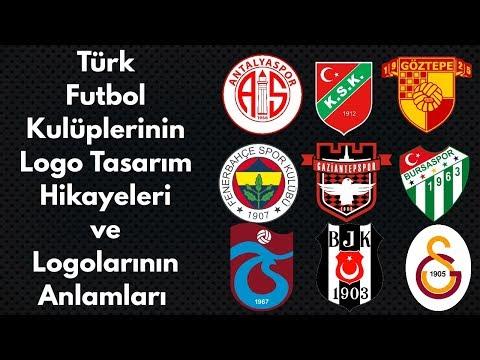 Türk Spor Futbol Kulübü Logolarının Tasarım Hikayeleri ve Logoların Anlamları