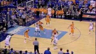 #2 Tennessee vs #1 Memphis 2008: Tennessee become #1