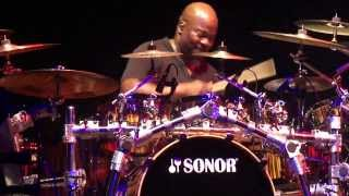 Chris Coleman So Cal Drum Bash 3/2/2014 Saban Theater Drum Solo