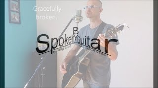 Gracefully Broken. Matt Redman, Tasha Cobbs Leonard. (Acoustic Cover By Henry Braun) Lyric Video