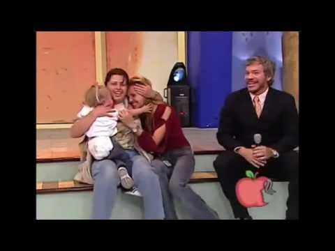 Leona ataca a una bebe en un programa de TV