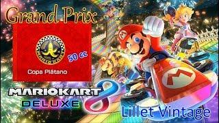 Mario Kart 8 Banana Cup / Copa Plátano 50cc - Walkthrough
