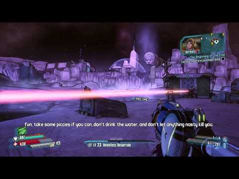 Borderlands: The Pre-Sequel - Walkthrough Part 21: Beginning of the End
