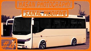 Photoshop Araba Modifiye Otokar Sultan Mega (Modified Airride)