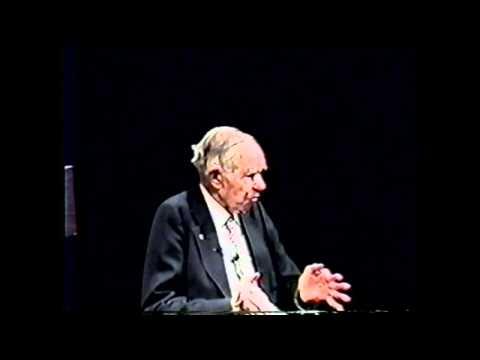 Glenn T. Seaborg LAST Lecture Served 10 Presidents SEP1997 Pt5end