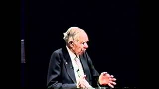 Glenn T. Seaborg LAST Lecture Served 10 Presidents SEP1997 Pt5end