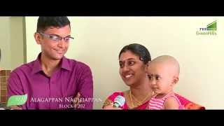 Tales from Happy Homes - Mrs & Mr. Alagappan Family