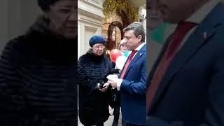 Матери политзаключенных встретились с депутатом Государственной Думы